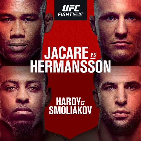 More Info for UFC Fight Night