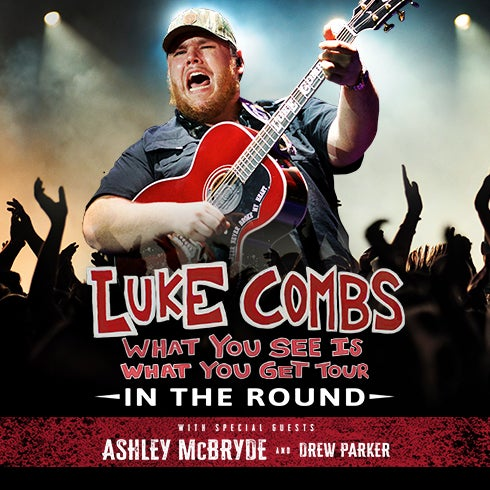 More Info for Luke Combs is Coming to FLA Live Arena on November 20