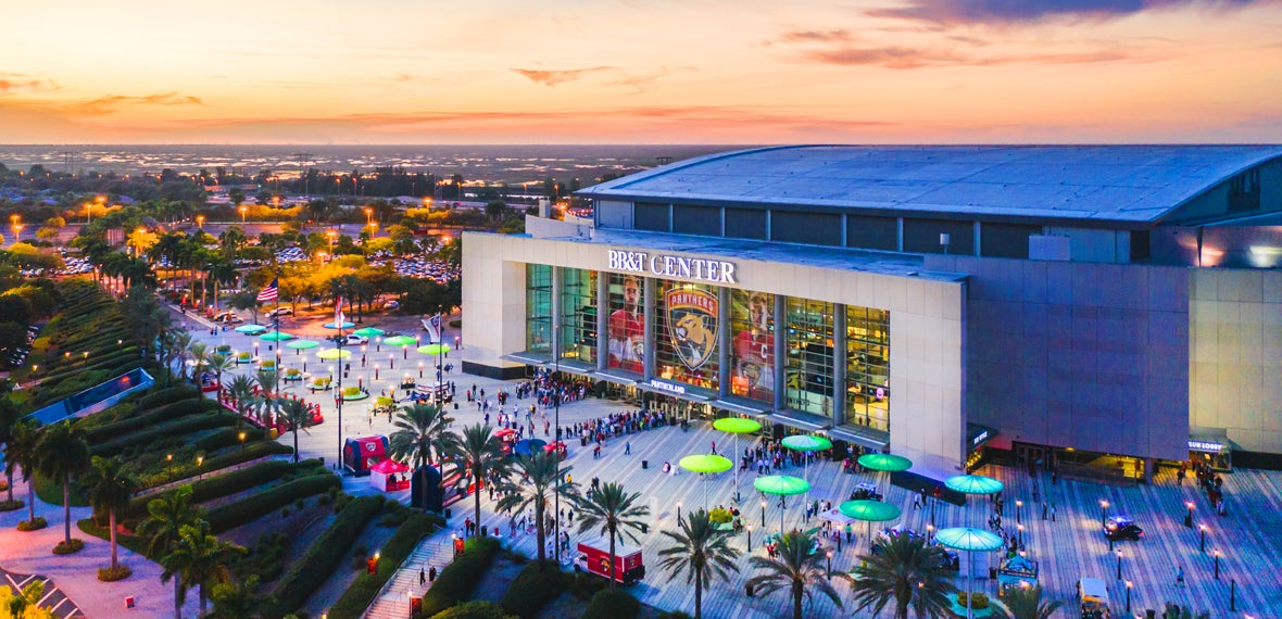 More Info for BB&T Center Event FAQs & COVID-19 Updates