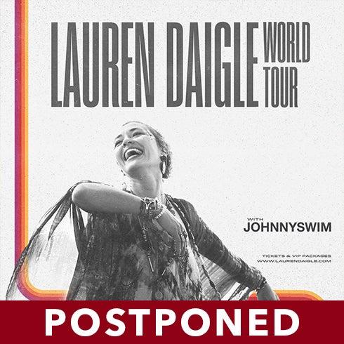 More Info for Lauren Daigle - POSTPONED
