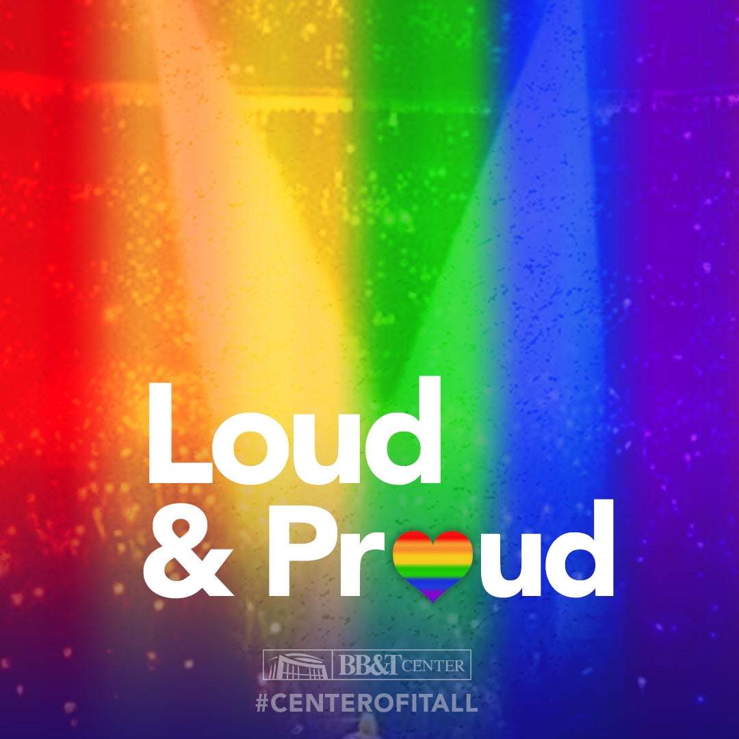 More Info for Loud & Proud Pride Playlist!
