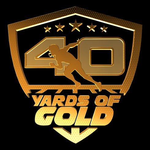 More Info for 40 Yards Of Gold