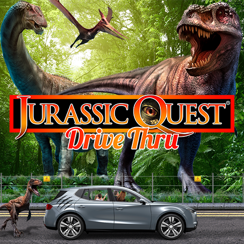 More Info for Jurassic Quest Drive Thru