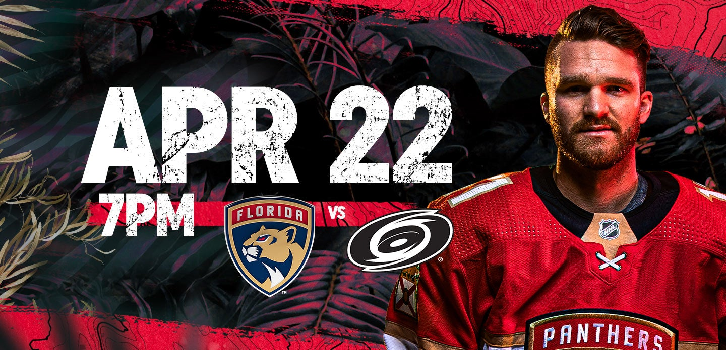 Hurricanes vs Panthers