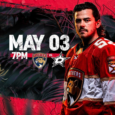 More Info for Stars vs Panthers