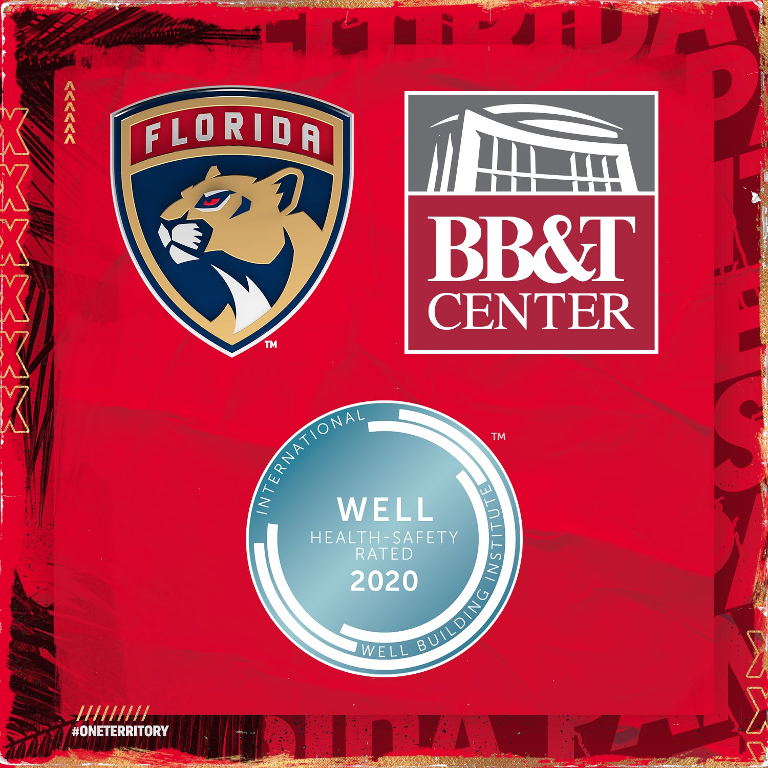 Florida Panthers' BB&T Center Becomes First NHL Arena to Achieve the WELL Health-Safety Rating