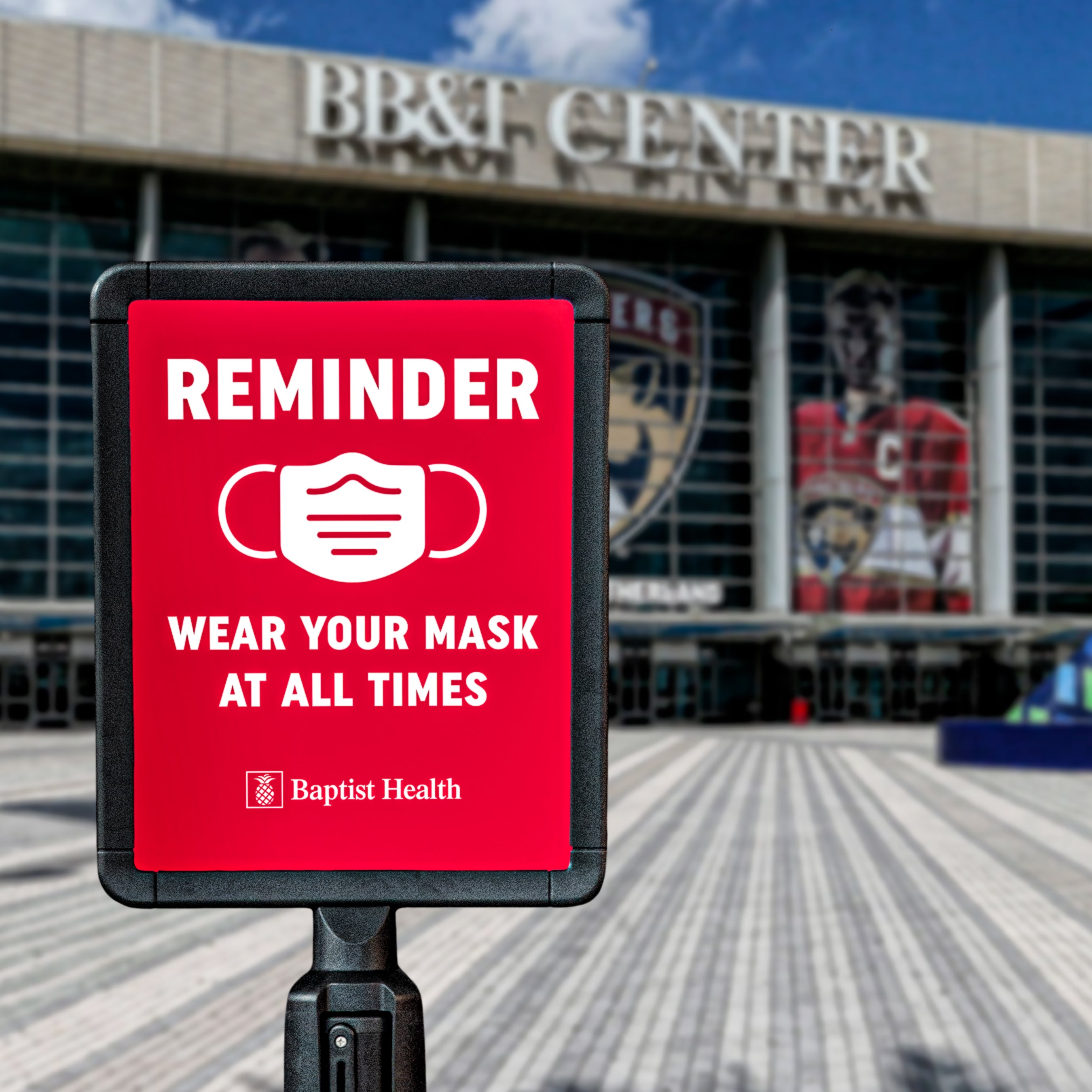 More Info for Florida Panthers Announce Limited Arena Capacity for 2020-21 Season
