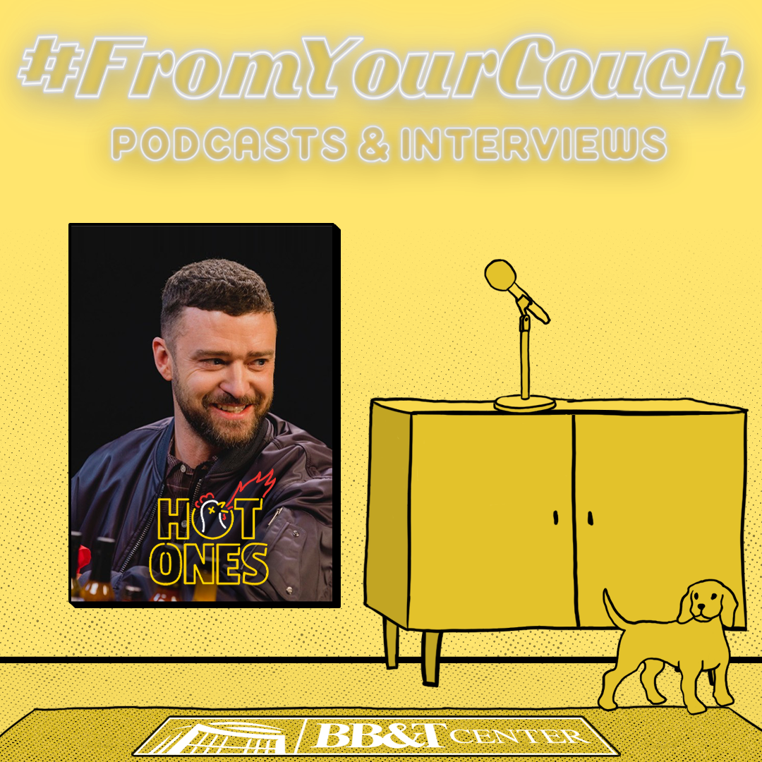 More Info for Podcasts & Interviews #FromYourCouch