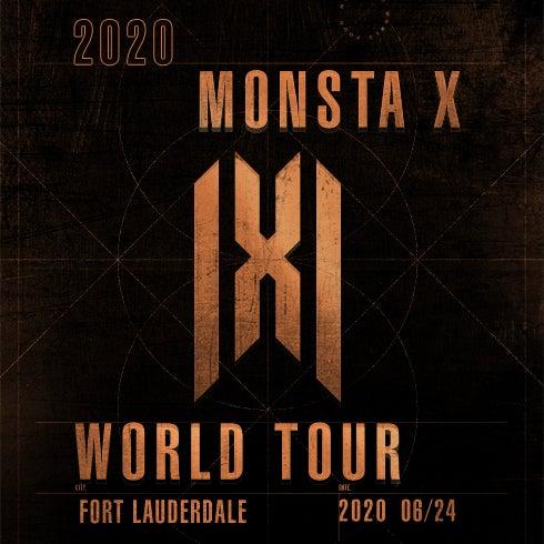 More Info for MONSTA X: 2020 WORLD TOUR