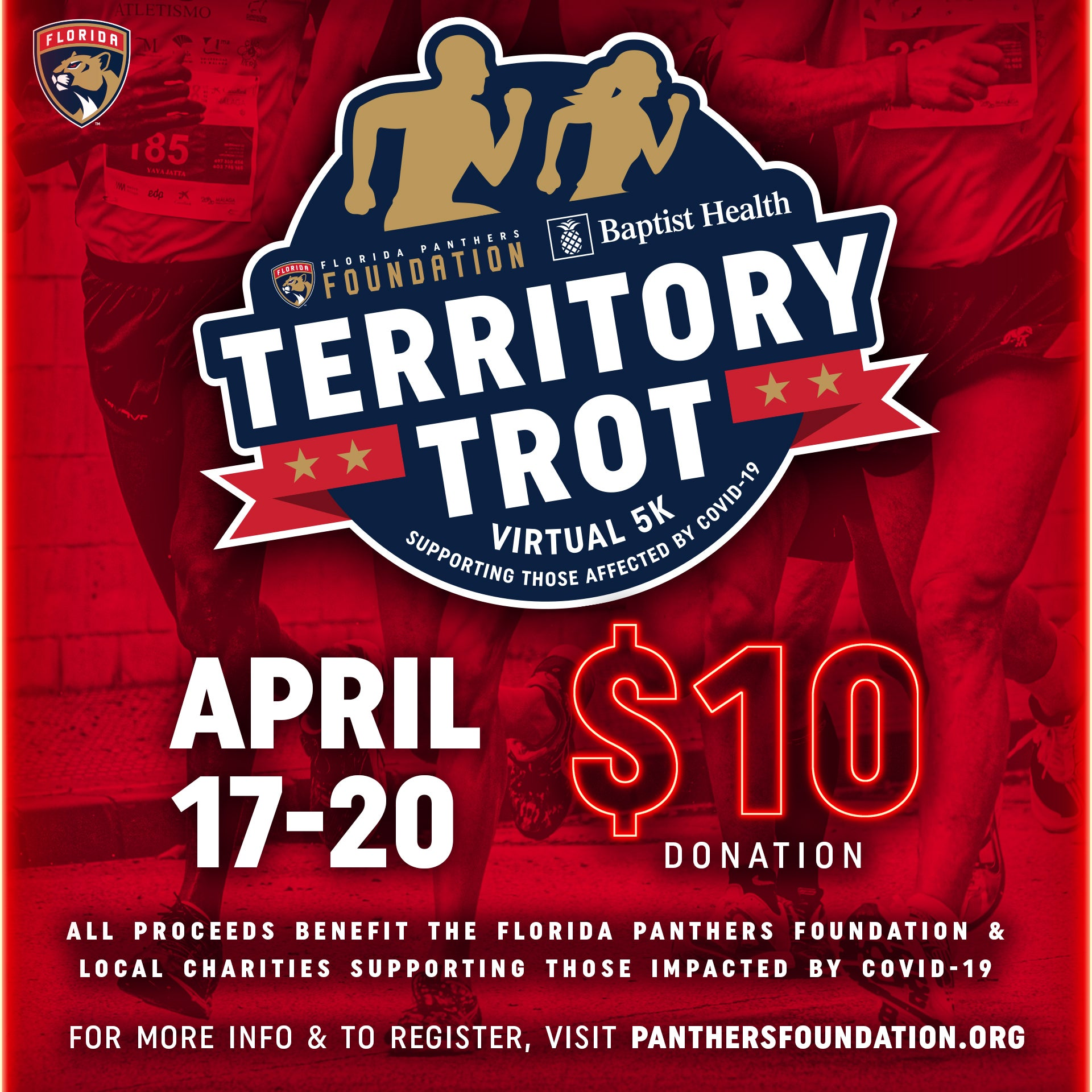 More Info for Territory Trot Virtual 5K