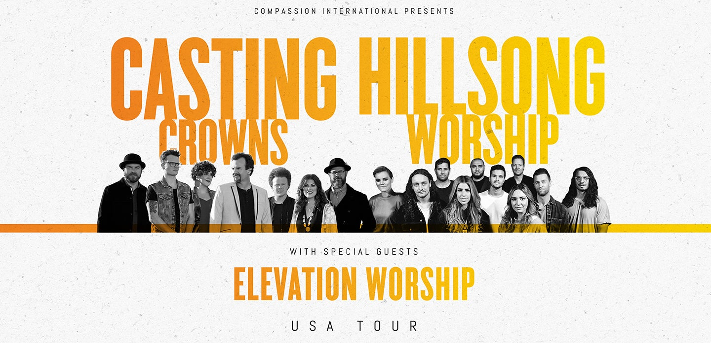 Casting Crowns & Hillsong Worship