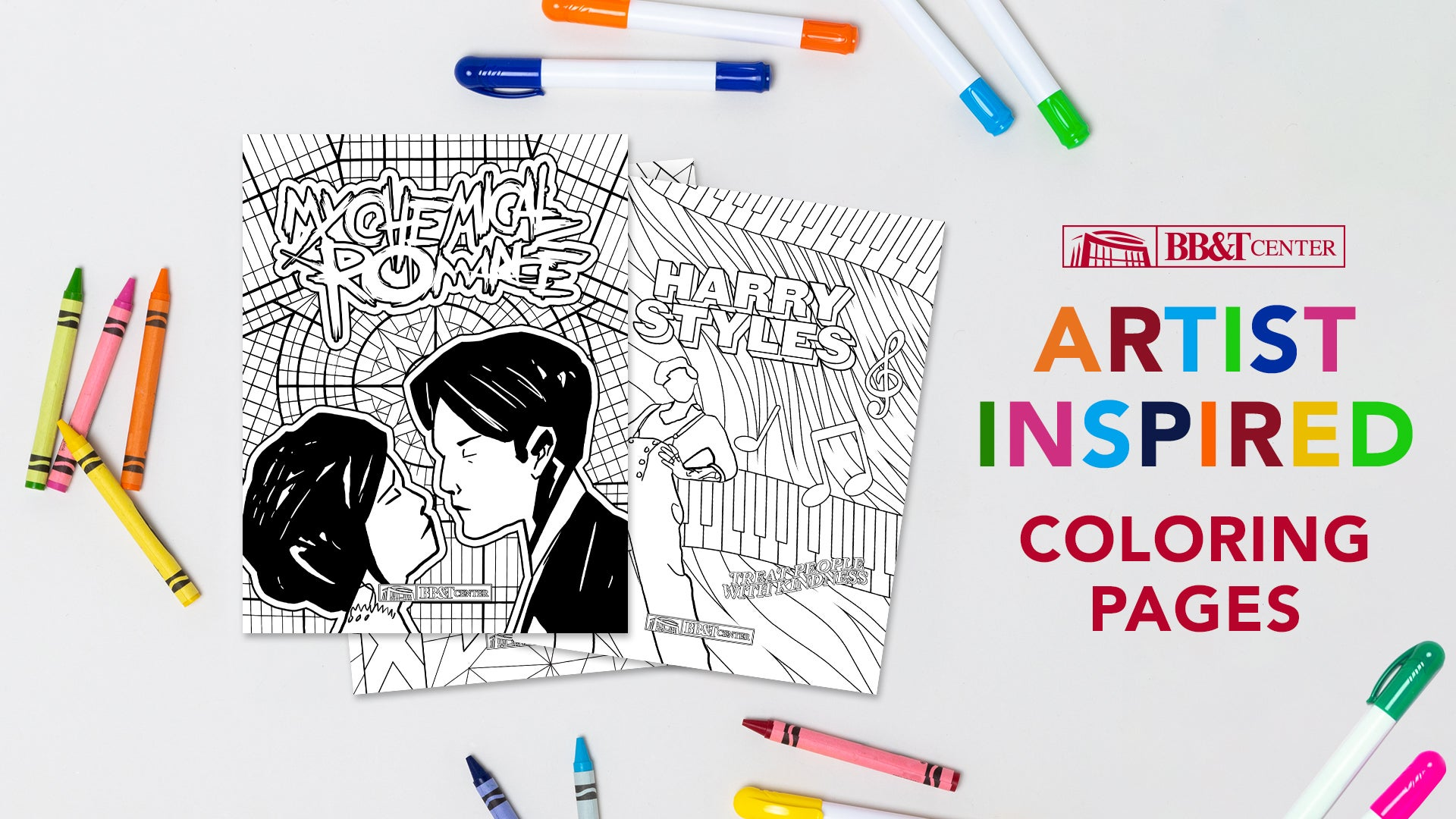 More Info for Free Artist Coloring Pages - Download Yours!